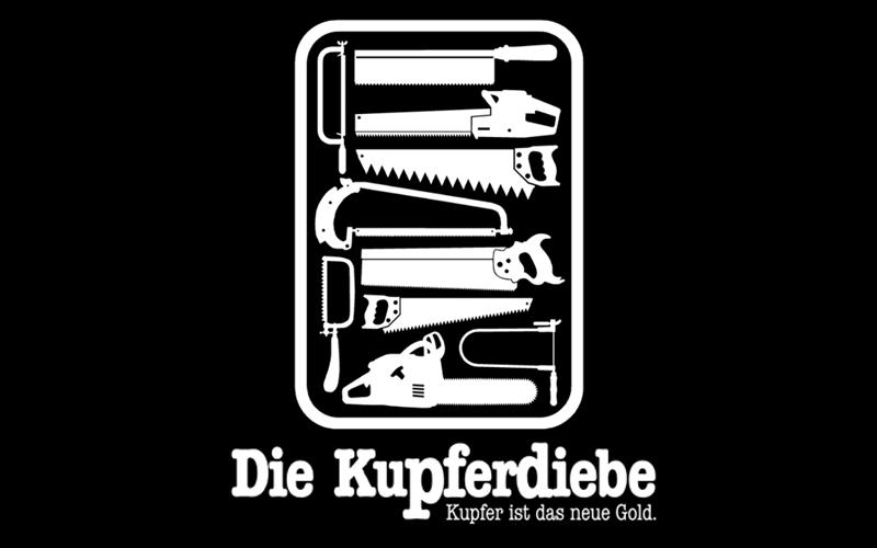 Die Kupferdiebe Galerie Logo